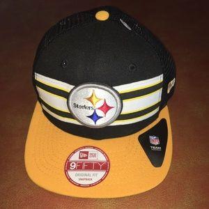 New Era Pittsburgh Steelers men's hat